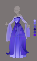 :: Commission April 04: Outfit Design :: by VioletKy