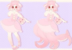 Monster Lolita Adopt Paypal Auction by ShojoJackalope