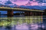 Rail Bridge over the Nepean by TarJakArt