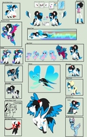 Blue Rainbow (OUTDATED REF) by Marshmellow-Girl