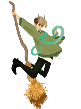 Witchsona2 by Surreptitious-Socks