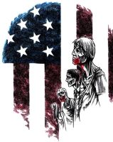 america the dead by cadaverperception