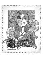 A Blue Popolino Poetry1 by mude