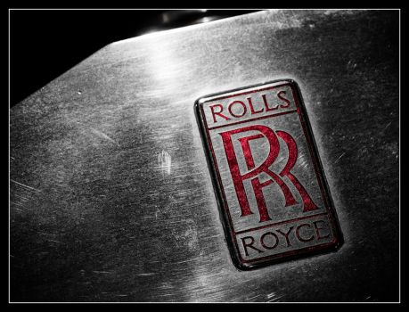 Rolls Royce by Andso