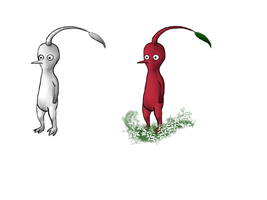 Pikmin Base! by IdanCarre