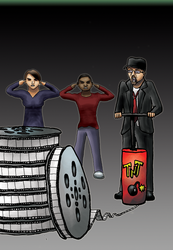 Nostalgia Critic DVD cover by mikescrase