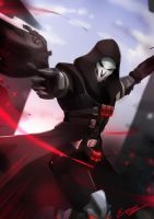 Reaper by ErosPanda