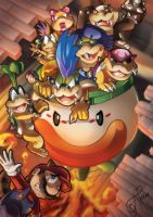 Koopaling's Keep by Hugo-H2P