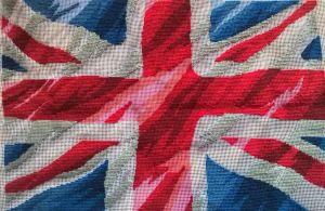 Union Flag by Anchor