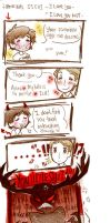 Hannibal S1 Ep1- I Love You I Love You Not by BrokenDeathAngel