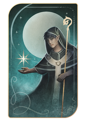 V The Hierophant by Pechschwinge