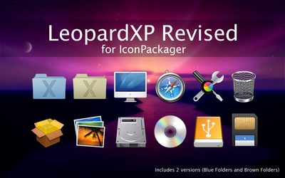 LeopardXP Revised by MrEyePatch