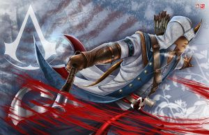 Connor Kenway by TyrineCarver