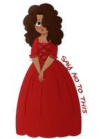 Maria Reynolds by CutieCakie