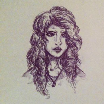 I obviously draw better with pens? by SeeYaOnSondee
