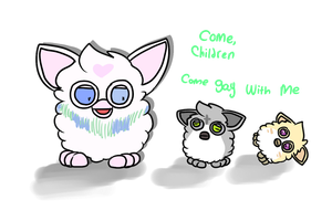 furby sin by OpaIescent