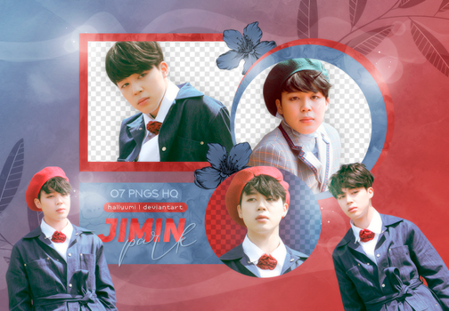 PNG PACK: Jimin #17 (Young Forever) by Hallyumi