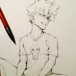 Bakugou  by Ventus365