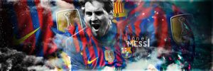 Lionel MessiV2 by AHDesigner
