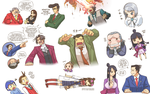 Ace Attornies by JohnSu