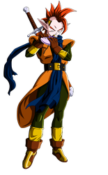 Tapion - Dragon Ball Z by orco05
