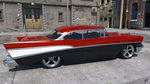 1957 Chevy Belair by scifigiant