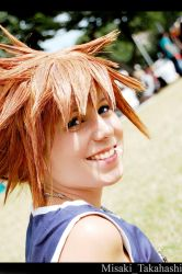 Kingdom Hearts II - You and I by Evil-Uke-Sora