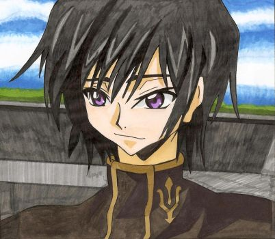 (RQ) Lelouch 2 by steerwasher