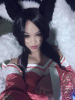 Ahri .:Costest1:. by Mewpiie