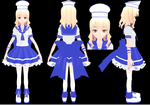 MMD: Sailor Lolita Entry DL by Nekofred