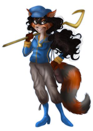Sly Cooper It Takes A Cooper Chpt 1 By Author Of Insane On Deviantart