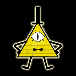 Bill Cipher by RetroHour