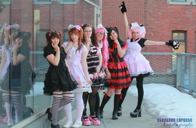 Lolita Group!! by KyuProduction