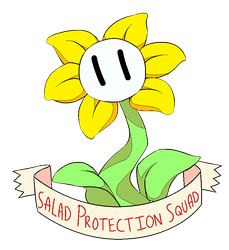 the best salad dot png by Crionym