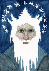 Kong Vinter by the-tea-zombie