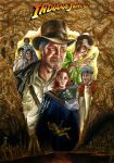 Indiana Jones and the Mystery of the Deep City by Skull-the-Kid