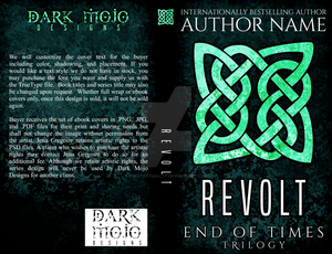 End of Times Series - 2nd of 3 Cover Set