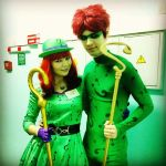 Two Riddler ^_^ by 13-Melissa-Salvatore