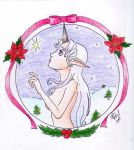 Merry Christmas -Onnaevilsmith by Sugar-Senshi