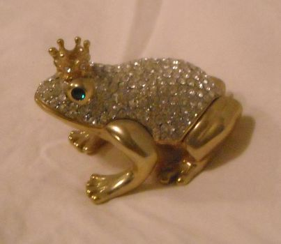 jeweled frog 1 by honey-stock