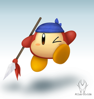 Smashified: Waddle Dee by Atlas-Divide