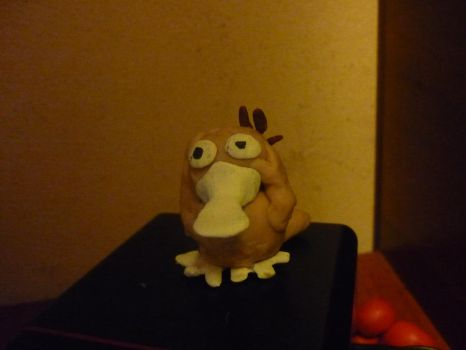PSYDUCK by Undeat
