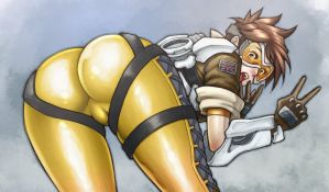 Tracer - Bottoms Up by KeungLee
