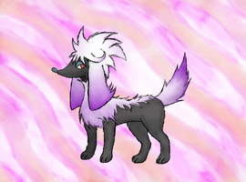 Purple Furfrou