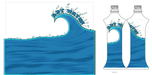 Art Water Wave by ashpash