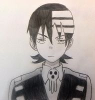 Death the Kid! by AnimeLoverOCD