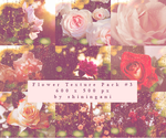 Flower Texture Pack #3 by shiningani