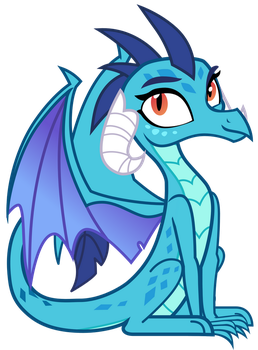 Best Dragon Lord Ember S7E15 by sonofaskywalker