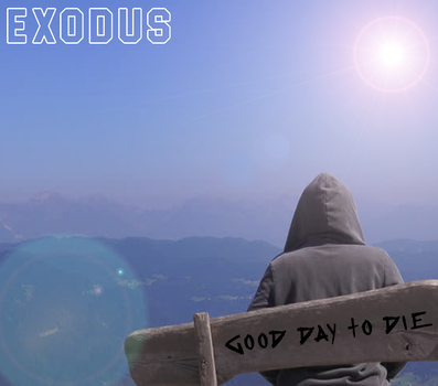 Custom Album Cover: Exodus - Good Day To Die by rubenick