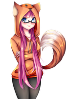 ArtsFox Girl by Sythnet